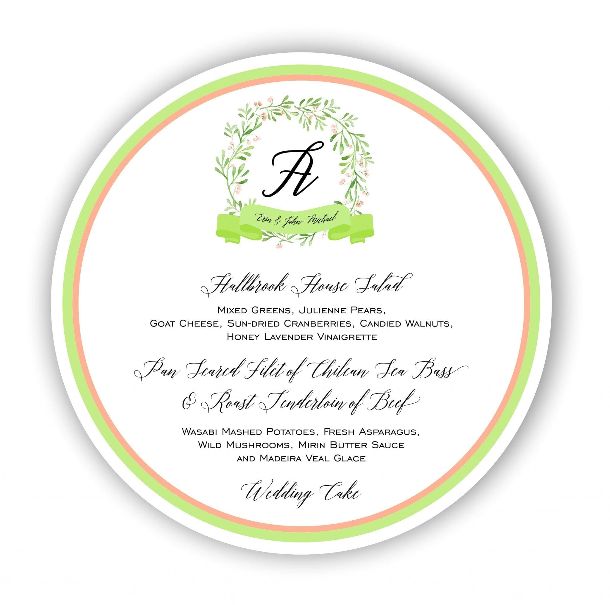 Custom Invitations Kansas City Wedding Calligraphy